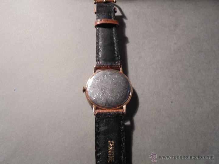 Relojes automáticos: CERTINA - RELOJ DE PULSERA AUTOMATICO CHAPADO EN ORO FUNCIONANDO , BONITA ESFERA . 4X3,7 CM. - Foto 2 - 55032927