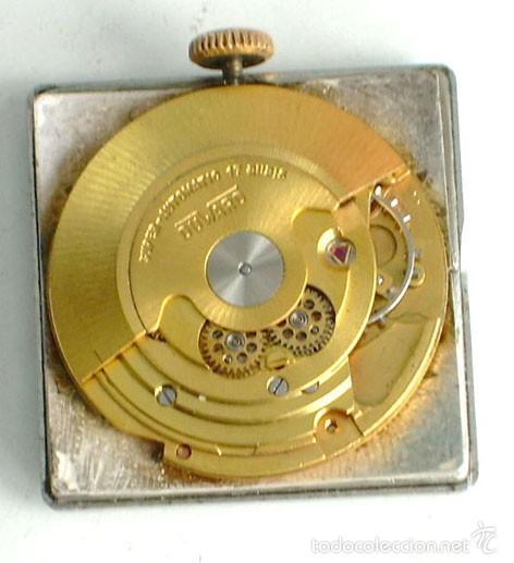 Relojes automáticos: RELOJ DUWARD SUPER AUTOMATIC CONTINUAL.FUNCIONANDO - Foto 5 - 55389959