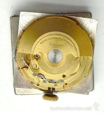 Relojes automáticos: RELOJ DUWARD SUPER AUTOMATIC CONTINUAL.FUNCIONANDO - Foto 6 - 55389959