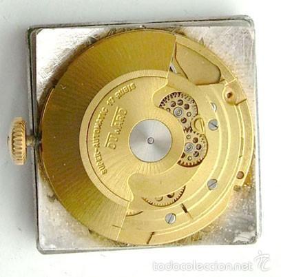 Relojes automáticos: RELOJ DUWARD SUPER AUTOMATIC CONTINUAL.FUNCIONANDO - Foto 7 - 55389959