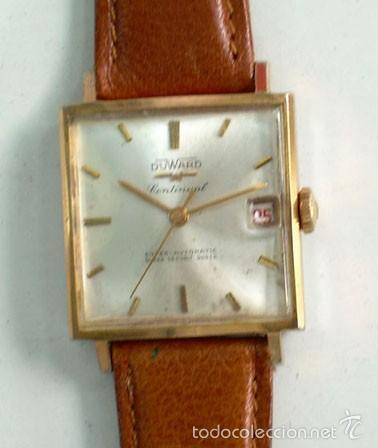 Relojes automáticos: RELOJ DUWARD SUPER AUTOMATIC CONTINUAL.FUNCIONANDO - Foto 8 - 55389959