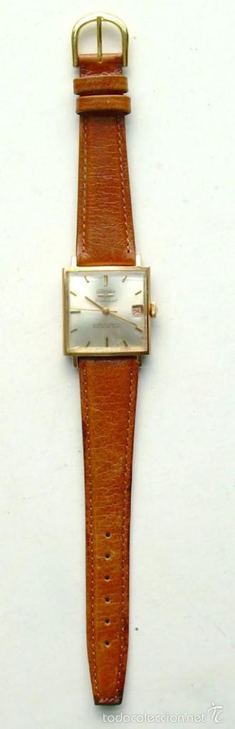 Relojes automáticos: RELOJ DUWARD SUPER AUTOMATIC CONTINUAL.FUNCIONANDO - Foto 9 - 55389959