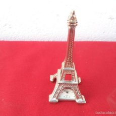 Relojes automáticos: RELOJ TORRE PARIS. Lote 55709776