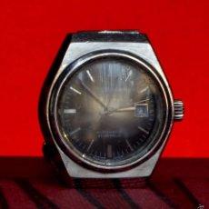 Relojes automáticos: RELOJ AUTOMÁTICO NESVIER, MUJER, SUIZO, VINTAGE. Lote 56000590