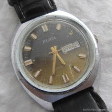 Relojes automáticos: RELOJ DE CABALLERO FLICA AUTOMÁTICO FUNCIONANDO. Lote 56214854