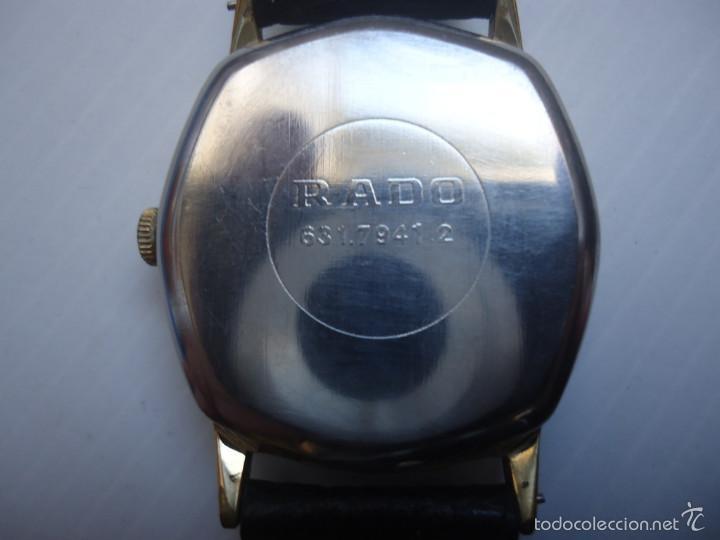 Relojes automáticos: Rado reloj suizo automático de caballero o unisex. - Foto 5 - 56314123