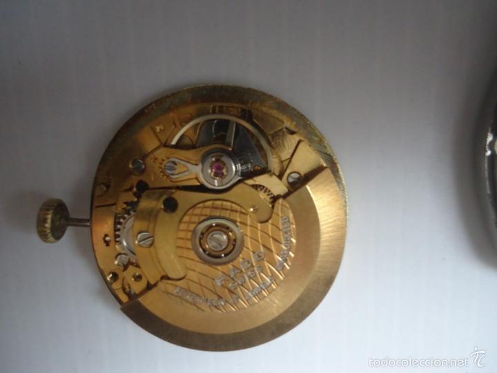 Relojes automáticos: Rado reloj suizo automático de caballero o unisex. - Foto 6 - 56314123