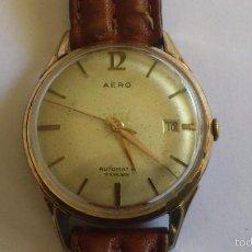 Relojes automáticos: RELOJ CABALLERO AERO 25 RUBIS AUTOMATIC. Lote 56378761