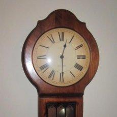 Relojes automáticos: RELOJ DE PARED LANDMARK QUARTZ CHIME. PRECIOSO. . Lote 56488055