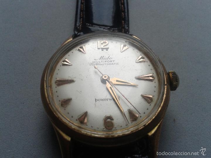 b07f80c5d1b Reloj clásico de caballero. marca mido bowerwin - Vendido en Venta ...