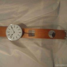 Relojes automáticos: RELOJ PARED KAISER. Lote 56962990