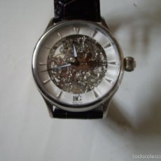 Relojes automáticos: RELOJ AUTOMATICO BG SKELTON REMBRANDT. Lote 57033907
