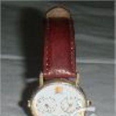 Relojes automáticos: RELOJ DE LA GENERALITAT DE CATALUNYA CON DOS ESFERAS INDEPENDIENTES. Lote 57109234