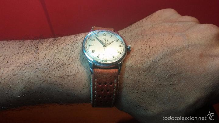 Relojes automáticos: Primer reloj Cyma Automático, shock Absorber-cal. R420 martillo, C-1948, Nºbajísimo 152656 - Foto 24 - 57121634