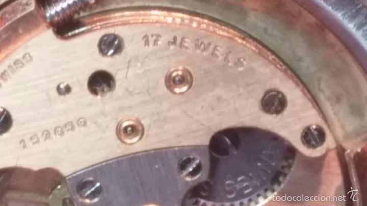 Relojes automáticos: Primer reloj Cyma Automático, shock Absorber-cal. R420 martillo, C-1948, Nºbajísimo 152656 - Foto 38 - 57121634