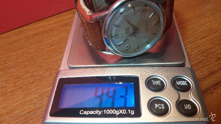 Relojes automáticos: Primer reloj Cyma Automático, shock Absorber-cal. R420 martillo, C-1948, Nºbajísimo 152656 - Foto 85 - 57121634