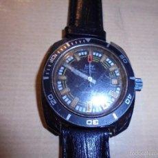 Relojes automáticos: ANTIGUO RELOJ AÑOS 60/70 MARCA LOV ESPADON AUTOMATIC , CAJA DE ACERO , ESTA PARADO . Lote 57385009