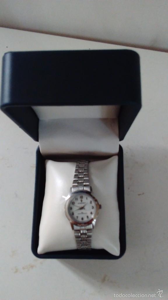 Relojes automáticos: Reloj de pulsera Cauny en caja original - Foto 6 - 57832495