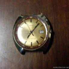 Relojes automáticos: RELOJ DE PULSERA AUTOMATICO TIMEX, FUNCIONA. Lote 57837830