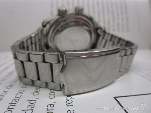Relojes automáticos: ANTIGUO reloj ORIENT SK 21 JEWELS AUTOMATICO TRES TORNILLOS CAJA GRANDE 42mm HOMBRE VINTAGE - Foto 7 - 58304103
