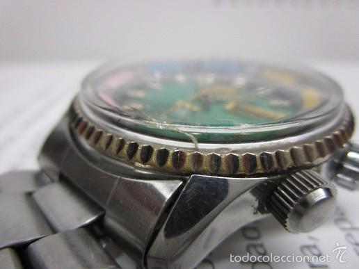 Relojes automáticos: ANTIGUO reloj ORIENT SK 21 JEWELS AUTOMATICO TRES TORNILLOS CAJA GRANDE 42mm HOMBRE VINTAGE - Foto 9 - 58304103