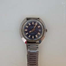 Relojes automáticos: RELOJ AUTOMATICO DE CABALLERO. AÑOS 60. CRISTAL WATCH. SWISS MADE. Lote 58501934