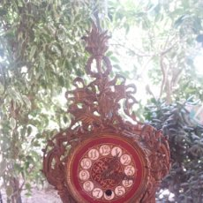 Relojes automáticos: ANTIGUO RELOJ DE BRONCE,. Lote 58593788