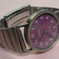 Relojes automáticos: CURIOSO RELOJ DOREX UNISEX DE CUARZO - ANALÓGICO / DIGITAL. Lote 58710024
