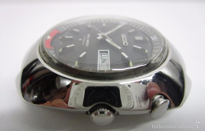Relojes automáticos: ANTIGUO RELOJ SEIKO BELL MATIC ALARMA AUTOMATICO DE COLECCION PARA HOMBRE VINTAGE - Foto 4 - 59445305