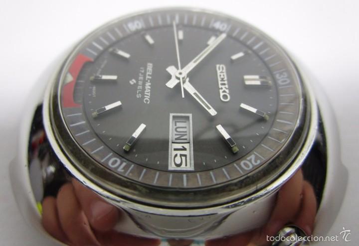 ANTIGUO RELOJ SEIKO BELL MATIC ALARMA AUTOMATICO DE COLECCION PARA HOMBRE VINTAGE (Relojes - Relojes Automáticos)