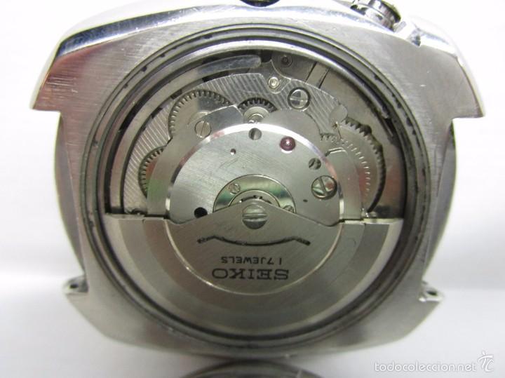Relojes automáticos: ANTIGUO RELOJ SEIKO BELL MATIC ALARMA AUTOMATICO DE COLECCION PARA HOMBRE VINTAGE - Foto 11 - 59445305