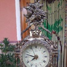 Relojes automáticos: ANTIGUO RELOJ DE BRONCE,. Lote 59716363