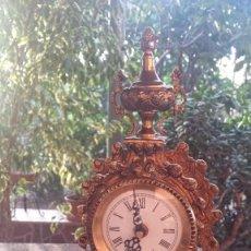 Relojes automáticos: ANTIGUO RELOJ DE BRONCE.. Lote 59789536
