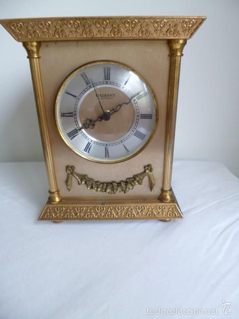 RELOJ GRANDE RADIANT (Relojes - Relojes Automáticos)