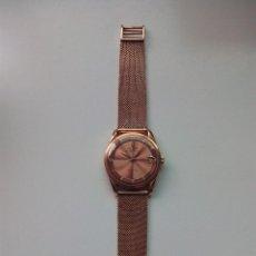Relojes automáticos: RELOJ DE ORO ROSA DE 18 KILATES, DE LA MARCA GENEVE AUTOMÁTICO.. Lote 61867088