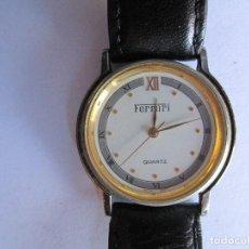 Relojes automáticos: RELOJ DE PULSERA FERRARI 30MM QUARZ FUNCIONANDO. Lote 62066956