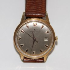 Relojes automáticos: RE399 ETERNA-MATIC VINTAGE. PLAQUÉ ORO. FUNCIONA. SUIZA. AÑOS 50. Lote 63106416