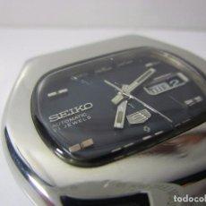 Relojes automáticos: ANTIGUO RELOJ SEIKO 5 AUTOMATICO 21 JEWELS HOMBRE 36MM VINTAGE. Lote 63357940