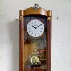 Relojes automáticos: RELOJ DE TORRE SONERÍA AMPLIFICADA. Lote 63893703