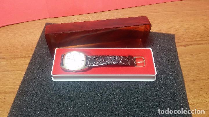 Relojes automáticos: Antiguo reloj Omega automático de caballero De Ville calibre 1002, del año 1969 - Foto 11 - 41054074