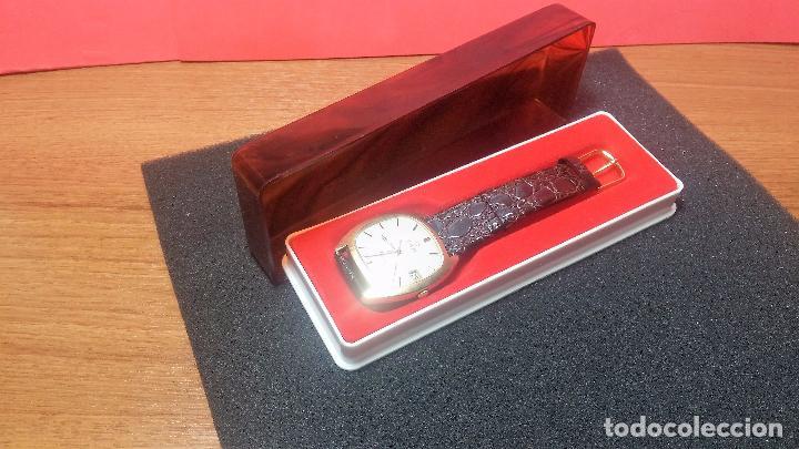Relojes automáticos: Antiguo reloj Omega automático de caballero De Ville calibre 1002, del año 1969 - Foto 12 - 41054074