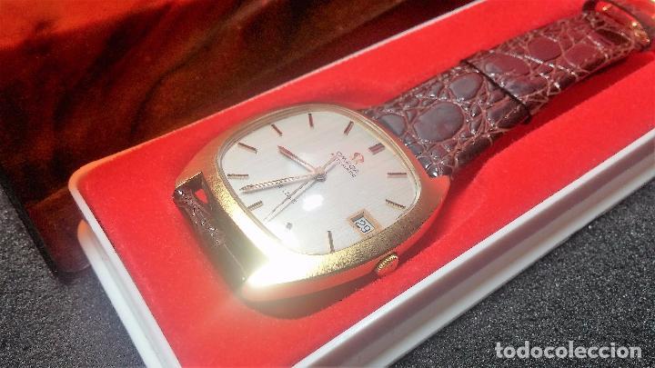 Relojes automáticos: Antiguo reloj Omega automático de caballero De Ville calibre 1002, del año 1969 - Foto 13 - 41054074
