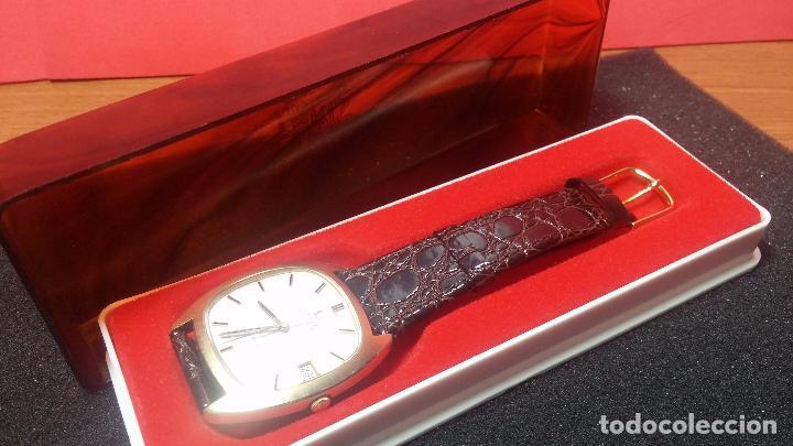 Relojes automáticos: Antiguo reloj Omega automático de caballero De Ville calibre 1002, del año 1969 - Foto 14 - 41054074