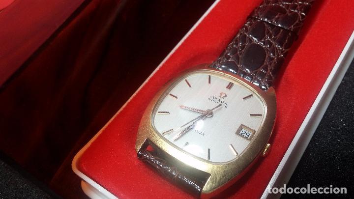 Relojes automáticos: Antiguo reloj Omega automático de caballero De Ville calibre 1002, del año 1969 - Foto 15 - 41054074