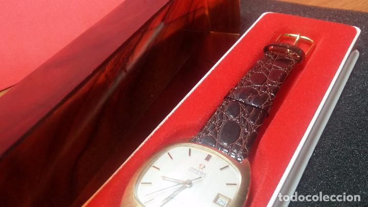 Relojes automáticos: Antiguo reloj Omega automático de caballero De Ville calibre 1002, del año 1969 - Foto 16 - 41054074