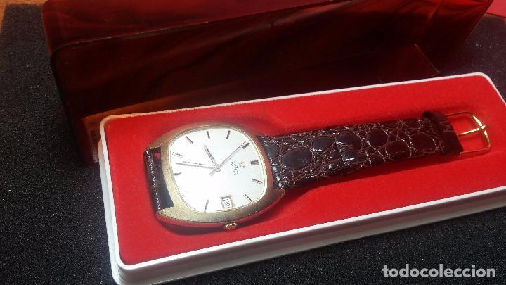 Relojes automáticos: Antiguo reloj Omega automático de caballero De Ville calibre 1002, del año 1969 - Foto 18 - 41054074