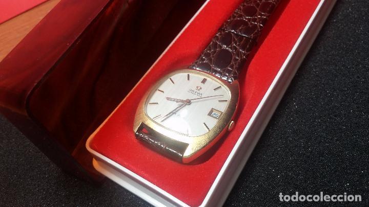 Relojes automáticos: Antiguo reloj Omega automático de caballero De Ville calibre 1002, del año 1969 - Foto 20 - 41054074
