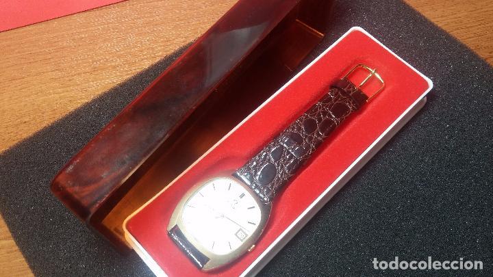 Relojes automáticos: Antiguo reloj Omega automático de caballero De Ville calibre 1002, del año 1969 - Foto 21 - 41054074