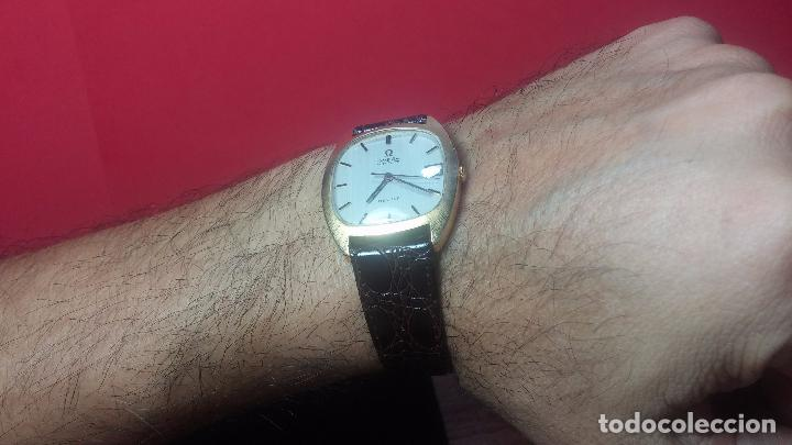 Relojes automáticos: Antiguo reloj Omega automático de caballero De Ville calibre 1002, del año 1969 - Foto 25 - 41054074