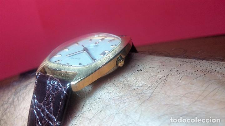 Relojes automáticos: Antiguo reloj Omega automático de caballero De Ville calibre 1002, del año 1969 - Foto 26 - 41054074